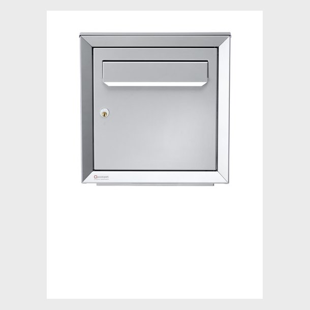 POP55 lys grå (RAL 9006) TILBUD